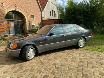 gebraucht Mercedes 600 SEL/V12 aus Sammlung erst 30.000 km