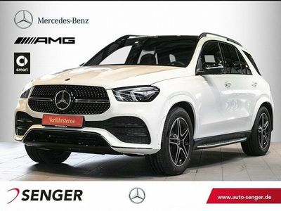 gebraucht Mercedes GLE450 AMG 4M *AMG*Distronic*Panorama*Airmatic*AHK*