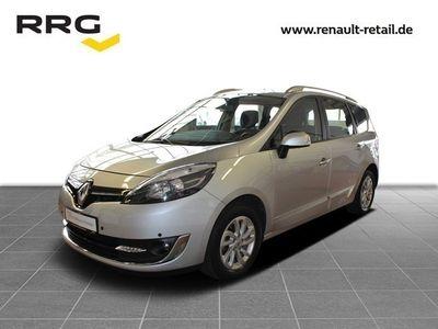 gebraucht Renault Grand Scénic III TCe 130 Paris Deluxe