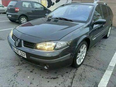 gebraucht Renault Laguna RTUV NEUE 1.9