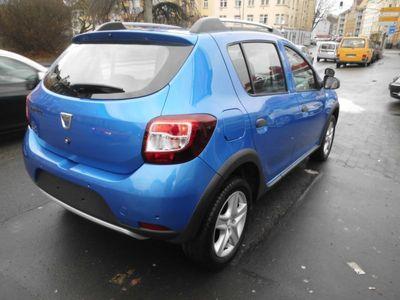 gebraucht Dacia Sandero Stepway dCi 90 Prestige Klima Navi