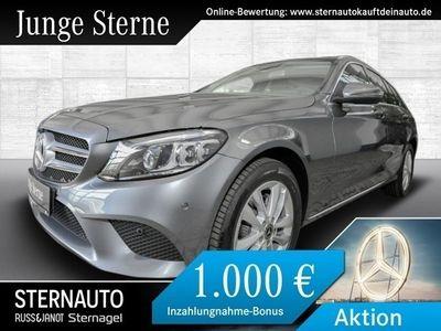 gebraucht Mercedes C200 T 4M Avantgarde Panoramadach DISTRONIC