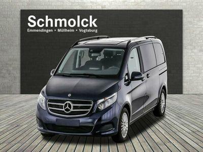 gebraucht Mercedes V220 d Kompakt+Edition+Sport-Paket+Comand+