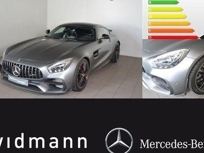 gebraucht Mercedes AMG GT C Designo Perf. Sitze Comand Distronic Sp