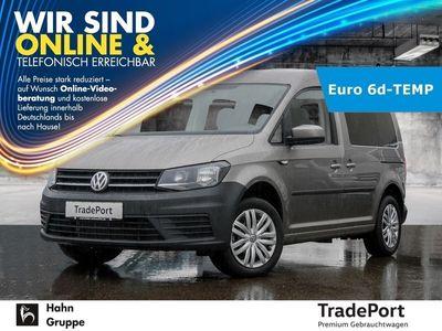 gebraucht VW Caddy Trendline 1,4TSI 96kW KLIMAAUTOMATIK EPH