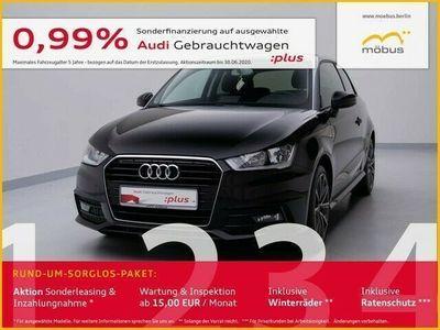 gebraucht Audi A1 1.4 TFSI 6-GA*KLIMA*RADIO*SHZ*BC