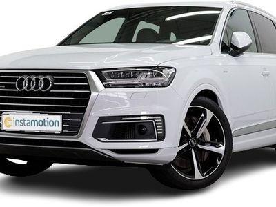 gebraucht Audi Q7 Q7e-tron 3.0 TDI Q S LINE LUFT MATRIX LM21 VALCONA