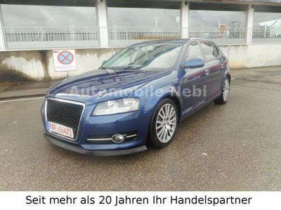 gebraucht Audi A3 Sportback 1.6 TDI Ambition*Klimaautomatik*Alu