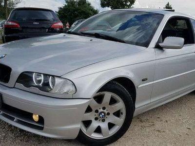 gebraucht BMW 323 i Coupe Automatik + Xenon + Leder + TÜV***