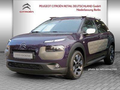 gebraucht Citroën C4 Cactus BlueHDi 100 S&S Shine Edition Panorama