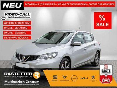 gebraucht Nissan Pulsar dCi acenta Navi+Kamera+SHZ+Klimaaut+Keyless+LMF+Te