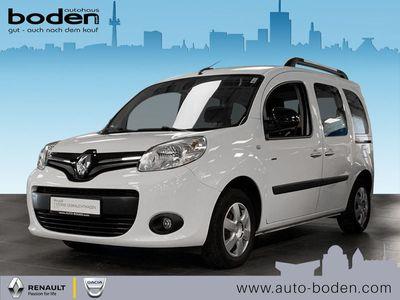 gebraucht Renault Kangoo dCi 90 LIMITED Euro 6 Navi Klimaautomatik