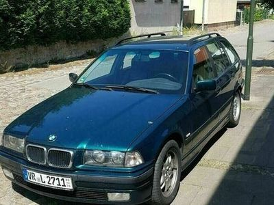 gebraucht BMW 328 e36 ia Touring ( Automatik ) LPG als Kombi in Franzburg