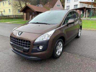 gebraucht Peugeot 3008 1,6 HDi 115 FAP Lion Edition