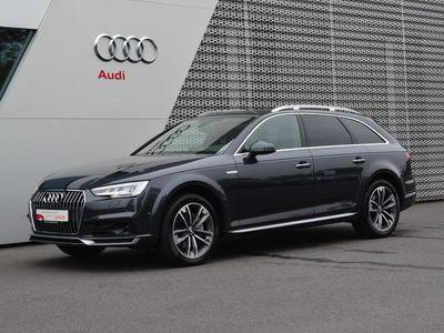 gebraucht Audi A4 Allroad 3.0 TDI quattro S tronic AHK Navi LED L