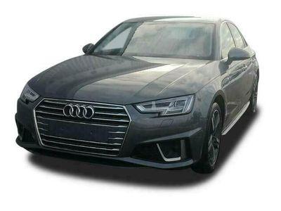 gebraucht Audi A4 A4Limousine 35 TFSI S-Line Navi LED Alu18''