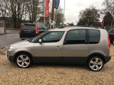 gebraucht Skoda Roomster Scout Plus Edition |1.Hand|