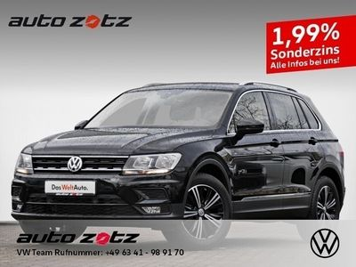 gebraucht VW Tiguan JOIN 2.0 TDI DSG Navi