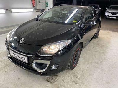 gebraucht Renault Mégane Coupé Coupe 1.4 TCe BOSE Edition Klimaautomatik