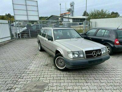 gebraucht Mercedes 230 Mercedes w124TE Schalter Motor läuft