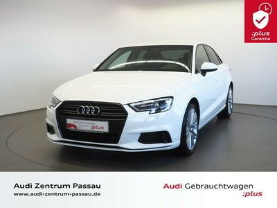 gebraucht Audi A3 Limousine 1.6 TDI sport/XENON+/NAVI/PDC/GRA/SHZ