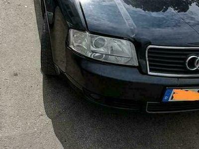 gebraucht Audi A6 Avant 2,5l TDI Automatik 180PS