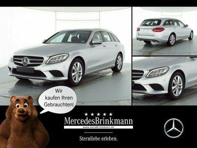 gebraucht Mercedes C180 T-Modell AVANTGARDE/LED/SHZ/KAMERA Kamera