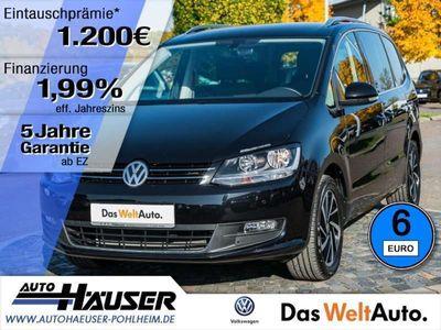 gebraucht VW Sharan 2.0 TDI SCR BMT JOIN 7-SITZER NAVI EL.TÜREN