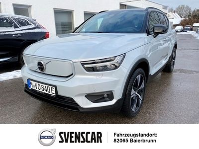 gebraucht Volvo XC40 P8 AWD Recharge Pure Electric R-Design Leder...