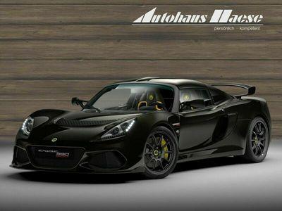 gebraucht Lotus Exige Sport 390 MOTORSPORT BLACK by HAES