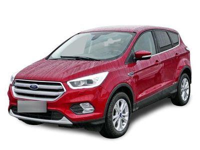 gebraucht Ford Kuga Titanium XENON BLUETOOTH SHZG KLIMAAUT PDC