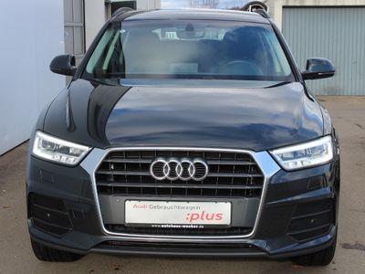 gebraucht Audi Q3 2.0 TDI Navi LED PDC LM Tempo Klima