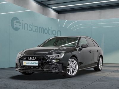 gebraucht Audi A4 A4Avant 50 TDI Q S LINE TOUR PANO eSITZE PRIVACY