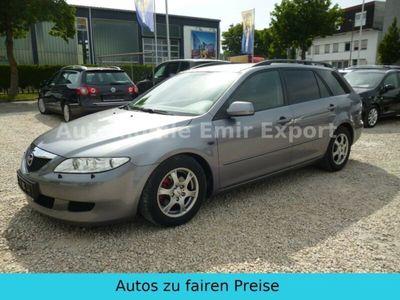 käytetty Mazda 6 2.3 Top Sport Kombi
