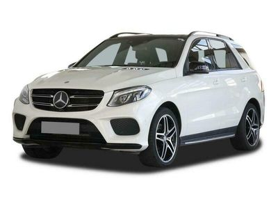 gebraucht Mercedes GLE350 d 4M AMG Line Pano AHK LED Standheizung