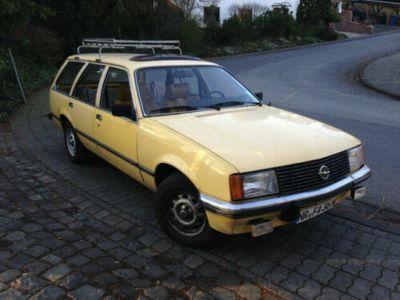 gebraucht Opel Rekord Caravan L mit H Kennzeichen fahrbereit