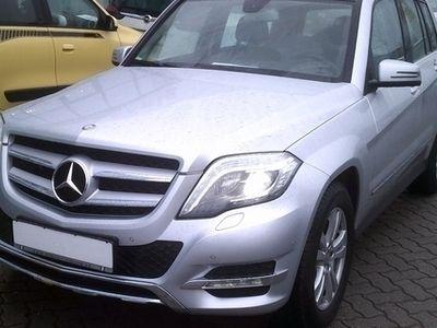 gebraucht Mercedes GLK200 CDI BlueEfficiency Automatik