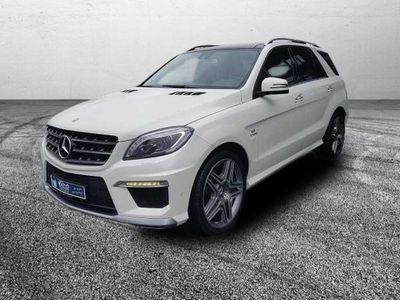 gebraucht Mercedes ML63 AMG AMG DRIVERS+SPUR+MEMORY+PANO+ COMAND+AHK+KEY