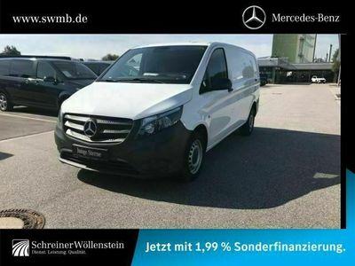 gebraucht Mercedes Vito 110 KA L *Klima*Navi-Vorr.*Tempomat