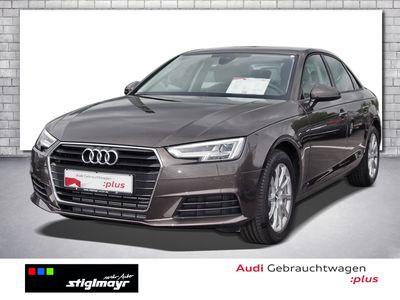 gebraucht Audi A4 Limousine 2.0 TFSI ultra 140 kW (190 PS) S tronic