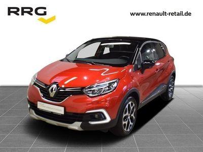 gebraucht Renault Captur 0.9 TCE 90 ECO² INTENS ENERGY SUV