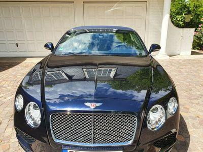 gebraucht Bentley Continental GTC V8 Convertible Cabrio