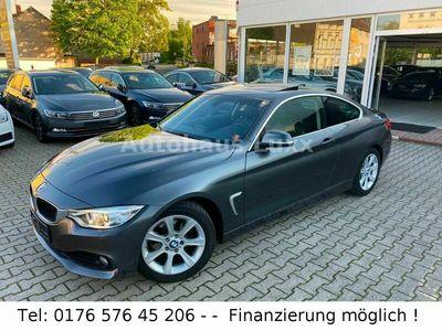 gebraucht BMW 418 Coupé Luxury Line NAVI/PROF*360°KAM*LEDER*