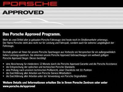gebraucht Porsche Cayenne Diesel LED Standheizung Panodach 21-Zoll