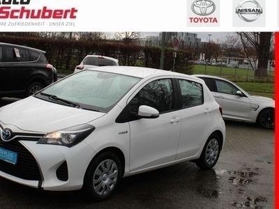 gebraucht Toyota Yaris Hybrid Comfort+Rückfahrkamera+Klimaautomatik