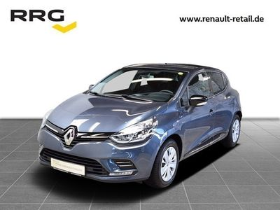 used Renault Clio IV 4 0.9 TCE 90 ECO² LIMITED LIMOUSINE