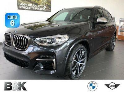 gebraucht BMW X3 M40i Pano DAB AHK HUD HarmanKardon ab 865, -