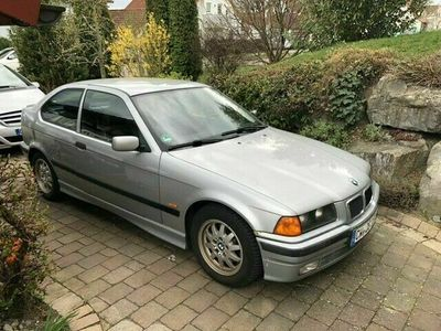 gebraucht BMW 323 Compact ti
