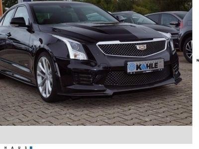 gebraucht Cadillac ATS 3.6 Turbo V-Series Automatik Navi Xenon Leder Klima