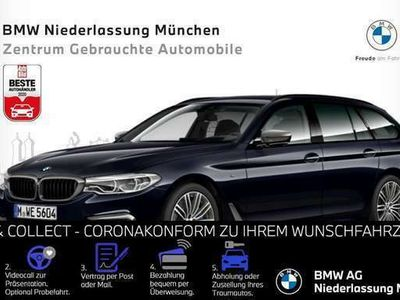 gebraucht BMW M5 50d xDrive Touring EURO 6 M Sportbr. Head-Up